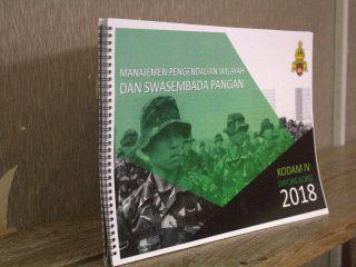 Kalender Kodam IV Diponegoro